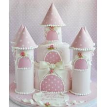 Торт сказочные замки (3703)