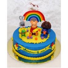 Торт спокойной ночи малыши (3740)