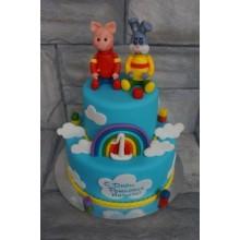 Торт спокойной ночи малыши (3741)
