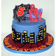 Торт Человек паук (3744)