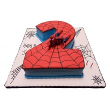 Торт Человек паук (3746)