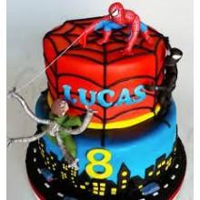Торт Человек паук (3747)