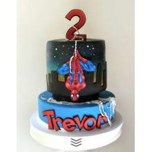 Торт Человек паук (3748)