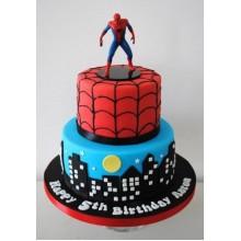 Торт Человек паук (3750)