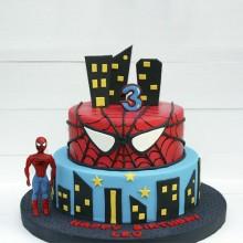 Торт Человек паук (3752)