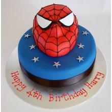 Торт Человек паук (3753)