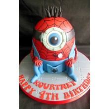 Торт Человек паук (3756)