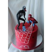 Торт Человек паук (3757)