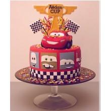 Торт тачки (3762)