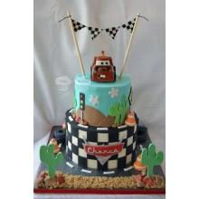 Торт тачки (3766)