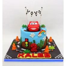 Торт тачки (3768)