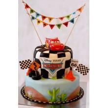 Торт тачки (3771)
