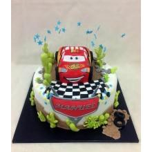 Торт тачки (3772)
