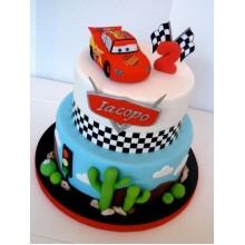 Торт тачки (3773)