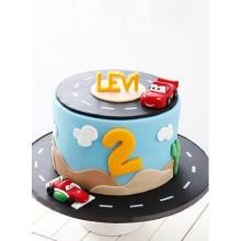Торт тачки (3776)