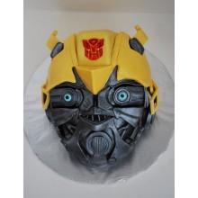 Торт трансформеры (3791)