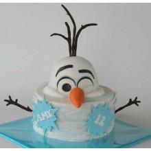 Торт холодное сердце (3803)
