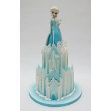 Торт холодное сердце (3809)