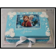 Торт холодное сердце (3815)