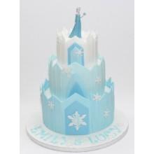 Торт холодное сердце (3816)