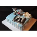 РМ 275 Торт романтический с фотографией